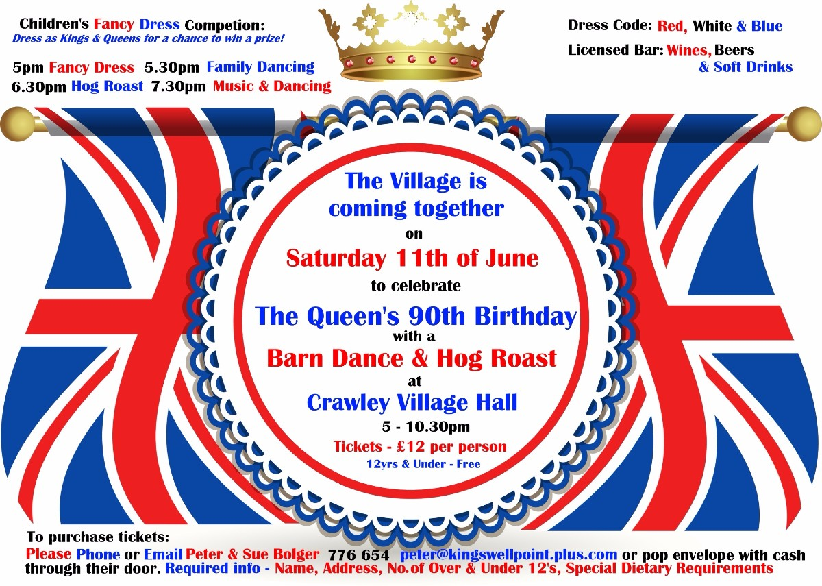 Queens90th
