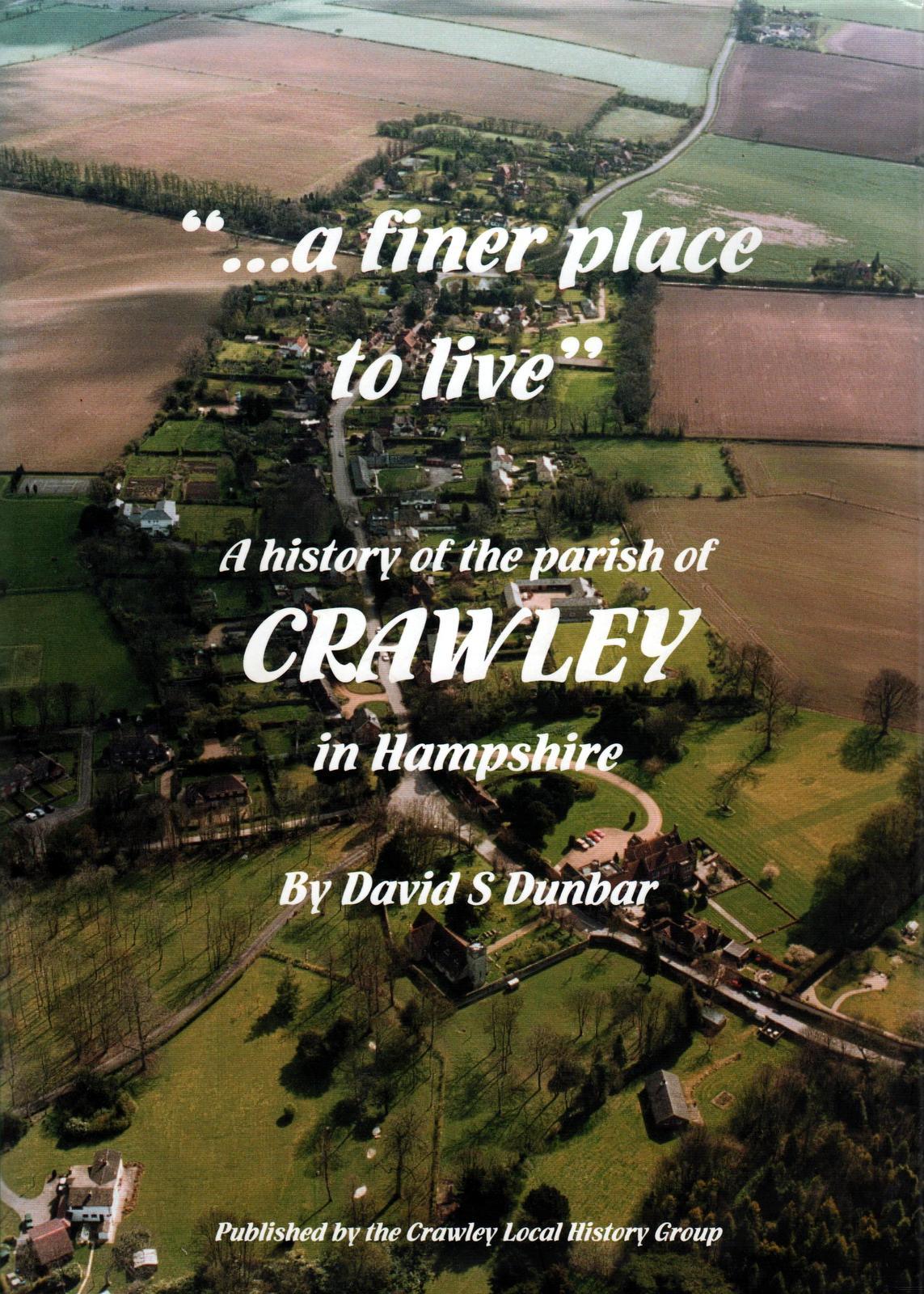 David Dunbar_CrawleyHistoryBook